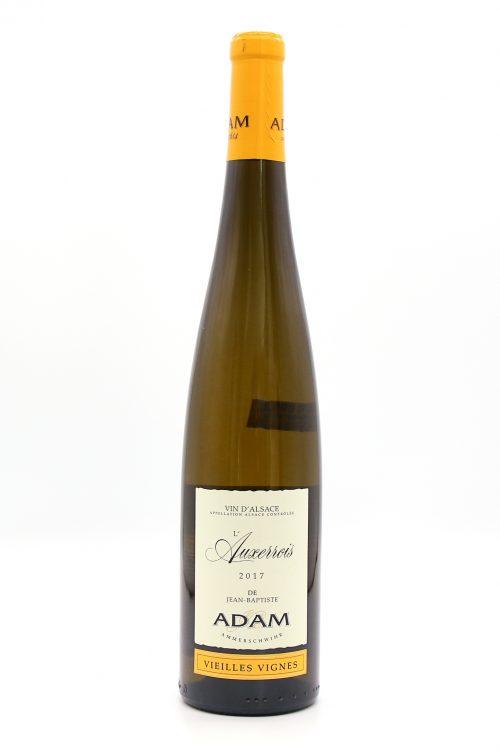 JB Adam - L'Auxerrois Grand Vin ''Vieilles Vignes''